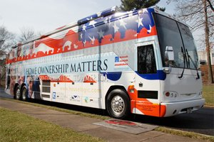 Homeownership Matters Bus