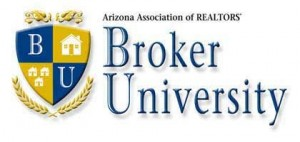 Broker University from the Arizona Association of REALTORS®