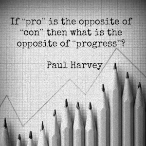 Paul Harvey Quote