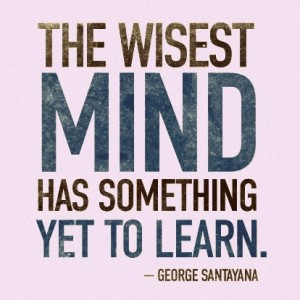 The wisest mind
