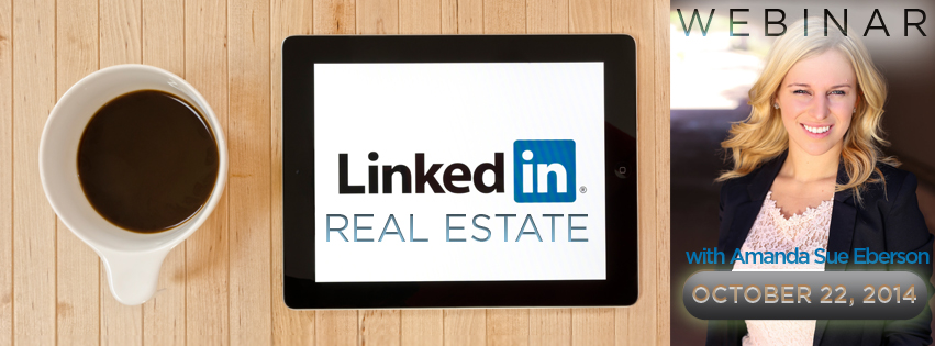 LinkedIn For Real Estate Webinar