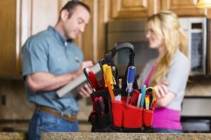 Handyman versus repairman while selling a home