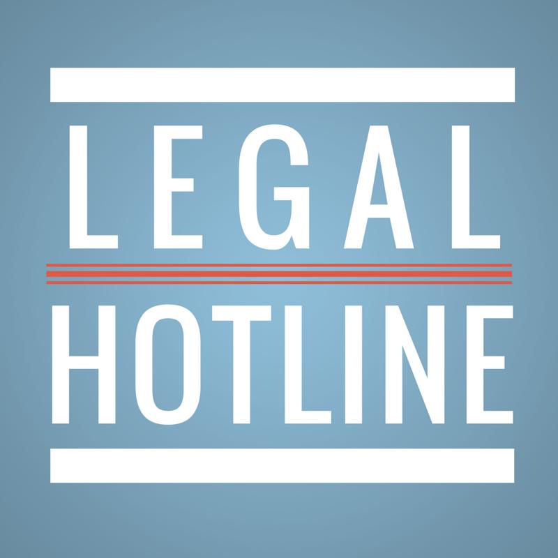 Legal Hotline Update AAR