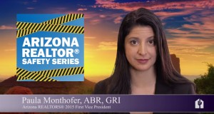Paula Monthofer - Arizona REALTOR® Safety Series