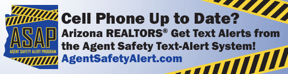 Cell Phone Up to Date? Visit AgentSafetyAlert.com