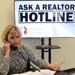 Ask-A-REALTOR® Hotline volunteer LeAnn Carver