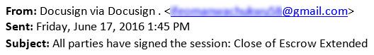 Bogus Esign Emails Reported Arizona Realtor 174 Voice 183 Arizona Realtor 174 Voice