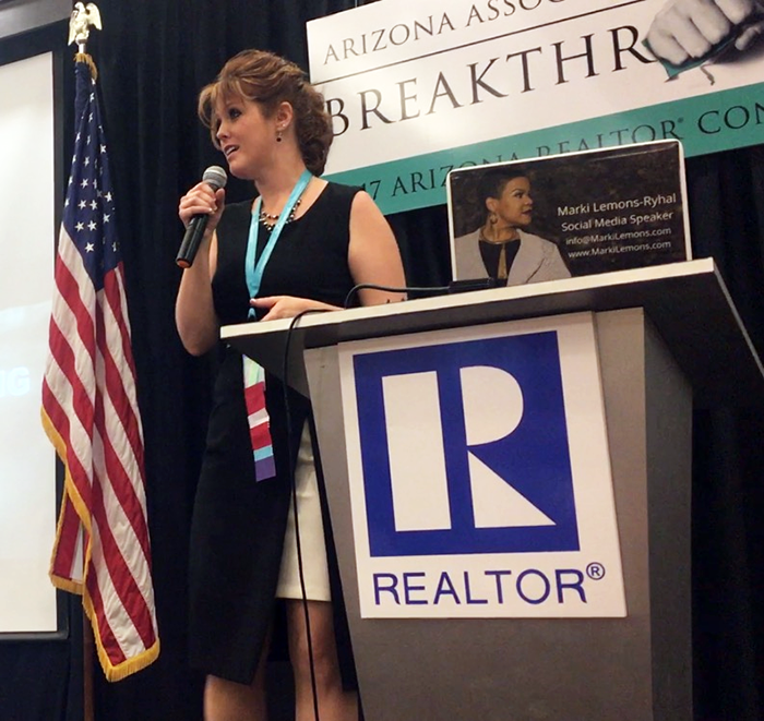 2017 Arizona REALTORS® Convention Chair Mandy Neat
